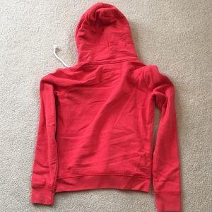 Hollister Tops - Red Hollister sweatshirt